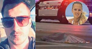 Vyděšená Belohorcová: Jakuba (†28) zabilo v Miami auto!