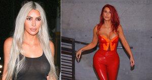 Kim Kardashianová: Radikální změna image!