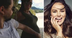Ewa Farna utajila těhotenství! Promluvila o strachu, balvanech na cestě a zoufalství