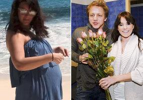 Těhotná Ewa Farna se nestačila divit: Reakce expartnera Kluse ji překvapila!