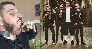 Zpěvák oblíbené české kapely je v ohrožení života! Kapela Rybičky 48 ruší koncerty