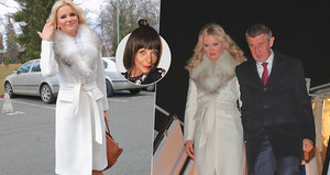 Očima Františky: Obstojí luxusní Monika Babišová v USA, nebo ne?