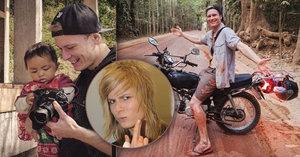 SuperStar Šmajda měl v Kambodži problémy se zákonem! Policajty tituloval pánským přirozením