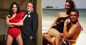 Eva Decastelo znovu po 4 měsících v Playboyi: Jako Bondgirl s Tydýtem v zádech!