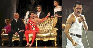 Český Freddie končí! Nezaplacená práva pohřbila muzikál o Mercurym (†45)