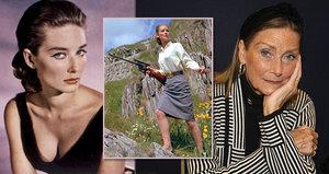 Zemřela krásná Bond Girl z filmu Goldfinger! Bylo jí 77 let