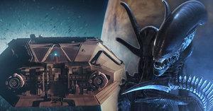 Vetřelec: Karanténa je čistá atmosféra, podívejte se na sci-fi horor Alien: Containment hned teď