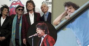 Mick Jagger ze Stounů je po operaci srdce! Na turné může zatím zapomenout...