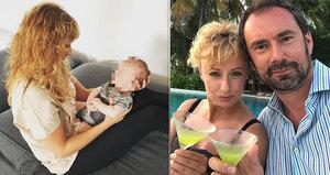 Partnerka Itala Ridiho Hunčárová se chlubila miminkem! Dočká se tanečnice někdy vlastního?