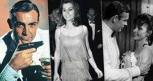 James Bond přišel o další Bond Girl! Nadje Reginové bylo 87 let