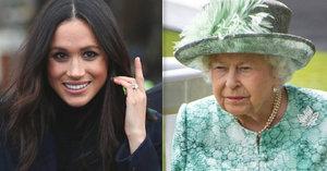 První fotka dítěte Meghan a Harryho? Vévodkyně na ní chce vydělat, královně natruc!