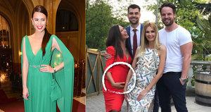 Modelka Monika Leová je v tom? Jediná fotka vyvolala spekulace!