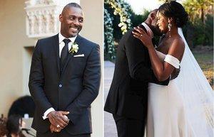Nejvíc sexy muž světa se oženil! Elba si vzal kanadskou modelku