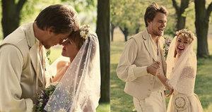 Vojta Dyk s Táňou Vilhelmovou už jsou svoji! Tajná svatba na svátek lásky