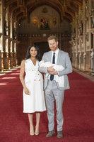 Další miminko s vévodkyní Meghan? Harry zaútočil na Williama!