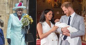 Meghan do porodnice propašovali tunelem: Nic netušila ani královna!