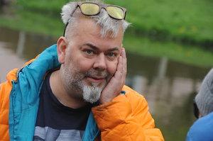 Režisér Hodinového manžela Tomáš Svoboda: Vážná nehoda na motorce!