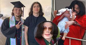 Syn Michaela Jacksona (†50) se přestal skrývat! Pod jiným jménem podpořil bráchu