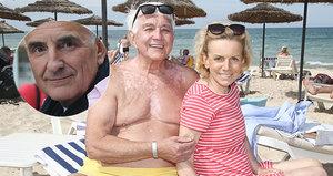 Krampolův manažer: Hrůza, co s Hankou v Tunisku provádějí! Vždyť je vážně nemocná!