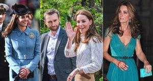 Vévodkyně Kate skrývá zvláštní tajemství? Vrací se jí stejné zranění!