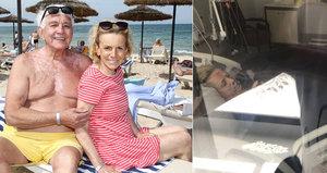 Tou JIPkou mi zkazili dovolenou, vzteká se Krampolová po návratu z Tuniska