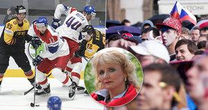 Psycholožka o hokejovém fandění: Společný nepřítel nás spojuje, po zápase ale soudržnost končí