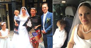 Překvapení sobotního večera: Natálie Kocábová se v tichosti vdala!