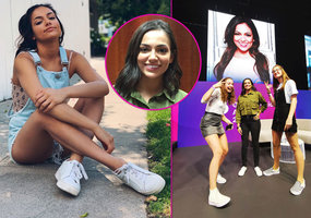 """Světová módní celebrita Bethany Mota pochválila Pražanky: """"Každá je tady stylová!"""""""