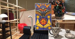 To nejlepší z českého designu od první republiky: Uměleckoprůmyslové muzeum představuje 12 výstav v jedné