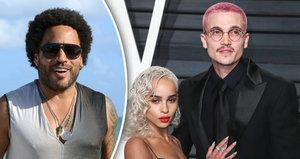 Lenny Kravitz v šoku! Tajná svatba jeho krásné dcery a hvězdy Fantastických zvířat