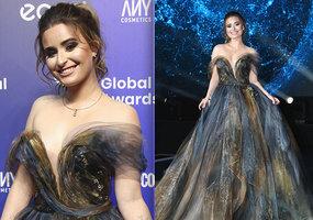 Půjčené šaty od Blanky Matragi za 100 tisíc! Youtuberka Anička Šulcová se bála hnout