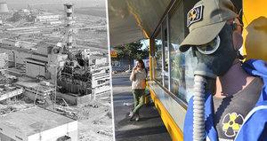 """Černobyl rozpoutal v Česku cestovní horečku. """"Stojíte pár metrů od reaktoru,"""" říká Martin"""