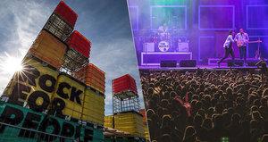 Legendární Rock for People v ohrožení? Stavební úřad odmítá festival v areálu letiště