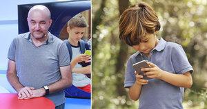 """Děti na sociálních sítích: """"Mluvte s nimi. Hrozby odvrátí jen důvěra,"""" radí expert"""