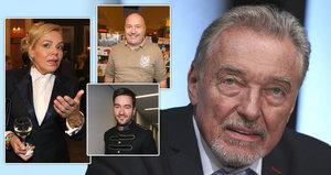 Velkolepá oslava Slavíkových osmdesátin: Gottovi se omlouvají pozvaní hosté!