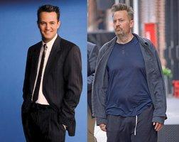 Děsivý pohled na Chandlera z Přátel! Matthew Perry neuvěřitelně zpustnul!