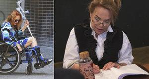 Havlová je v domácím vězení! Ruší práci i prázdninový program