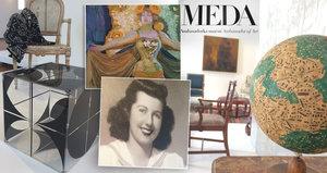 V USA se bila za českou kulturu: Výstava přibližuje život a činnost mecenášky Medy Mládkové (99)