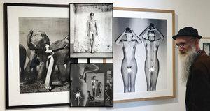 Provokativní fotografie Helmuta Newtona se odhalí Pražanům: Výstava ho konfrontuje s jeho současníky
