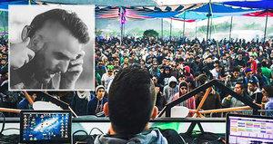 Známého muzikanta (†45) pozvali na festival: Během vystoupení ho někdo zastřelil!