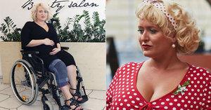 Těhotná Bittnerová (41) skončila na vozíku: Ortel lékařů je nemilosrdný!