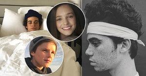 Pláče Charlotte Gottová i syn Beckhama: Náhlá smrt miláčka (†20) Hollywoodu zasáhla fanoušky po celém světě