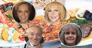 Hvězdy vaří pro Slavíka! Inspirujte se recepty Pilarové, Zagorové nebo Vondráčkové
