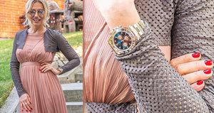 """Na Rytmuse nezapomněla! Dara vynesla """"jeho"""" hodinky za milion, podprsenku zapomněla"""