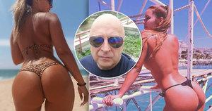 Odkopnutý český milionář (63) pláče: Mladičká exsnoubenka šla pod kudlu!