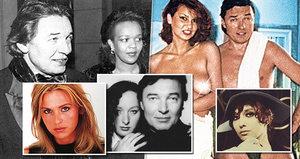 Ženy v Gottově posteli: Která neustála gruppensex a se kterou to dělal před řidičem?