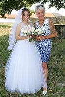 Šťastná chvíle zpěvačky Březinové po sebevraždě manžela: Svatba!