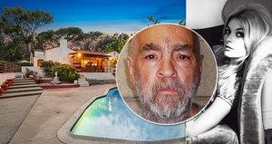Dům, kde řádil Charles Manson s Rodinou, je na prodej: Tady zabili dva lidi!