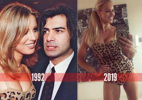 Simona Krainová si vyběhala velikost 34! Oblékla se do 27 let starého korzetu