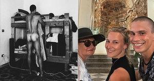 Nestoudná dcera (24) Evy Holubové: Ukázala rajcovní fotky sebe a svého partnera!